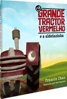 O grande tractor vermelho