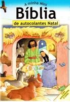 Minha Mini Bíblia de Autocolantes