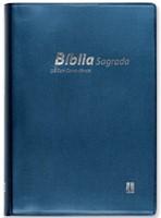 Bíblia DN 52C - capa azul