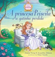 A princesa Priscila e a gatinha perdida