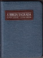Bíblia pequena super legível