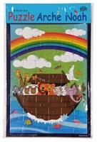 Puzzle Arca de Noé 36 peças (+ 3 anos)