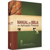 Manual da Bíblia de Aplicação Pessoal