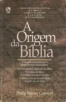 Origem da Bíblia
