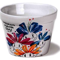 Vaso de Flores - The whole earth is full of His Glory