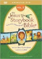 Jesus Storybook Bible Animated DVD: Vol 3