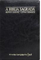 Bíblia Super Legível - formato médio, letra grande