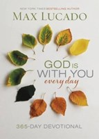 God Is with You Every Day: 365-day devotional