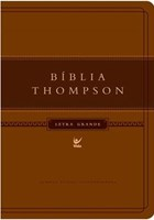 Bíblia Thompson - letra grande