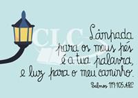Postal Salmos 119:105