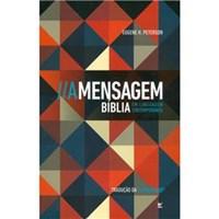 Bíblia A Mensagem capa brochura Vintage Clássico
