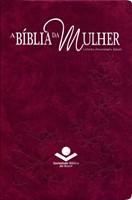 Bíblia da Mulher, capa cor púrpura nobre
