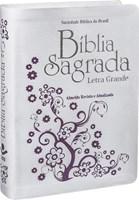 Bíblia Sagrada com letra grande