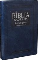 Bíblia Sagrada com letra gigante, com notas e referências