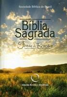 Bíblia Sagrada com letra maior