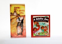 A Bíblia dos pequeninos + Garota judia