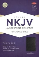 Holy Bible large print compact