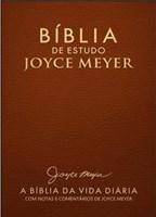 Bíblia de estudo Joyce Meyer com letra grande