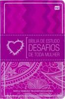 Bíblia de estudos Desafios de toda mulher
