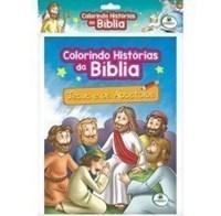 Colorindo histórias da Bíblia