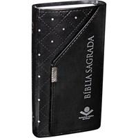 Bíblia Sagrada formato estilo carteira