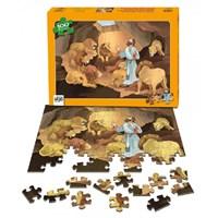 Puzzle Daniel na cova dos leões