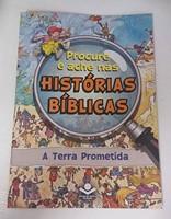 Procure e ache nas histórias Bíblicas