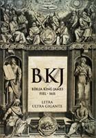 Bíblia King James Fiel 1611 ultra gigante