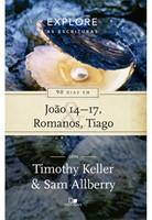 90 dias em João 14-17, Romanos e Tiago