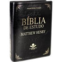 Bíblia de estudo Matthew Henry
