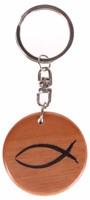 Porta-chaves em madeira