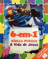 Bíblia puzzle 6 em 1
