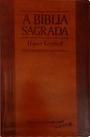 Bíblia Sagrada Hiper Legível com Palavras de Cristo em Evidência