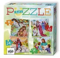 Puzzle Bible Stories 4-1