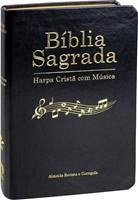 Bíblia Sagrada Harpa Cristã com Música