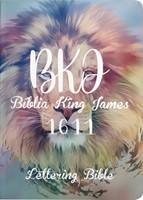 Bíblia King James 1611 Ultra Fina Lettering