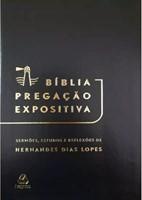 Bíblia Pregação Expositiva