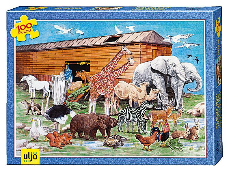 Puzzle 100 peças (+6)