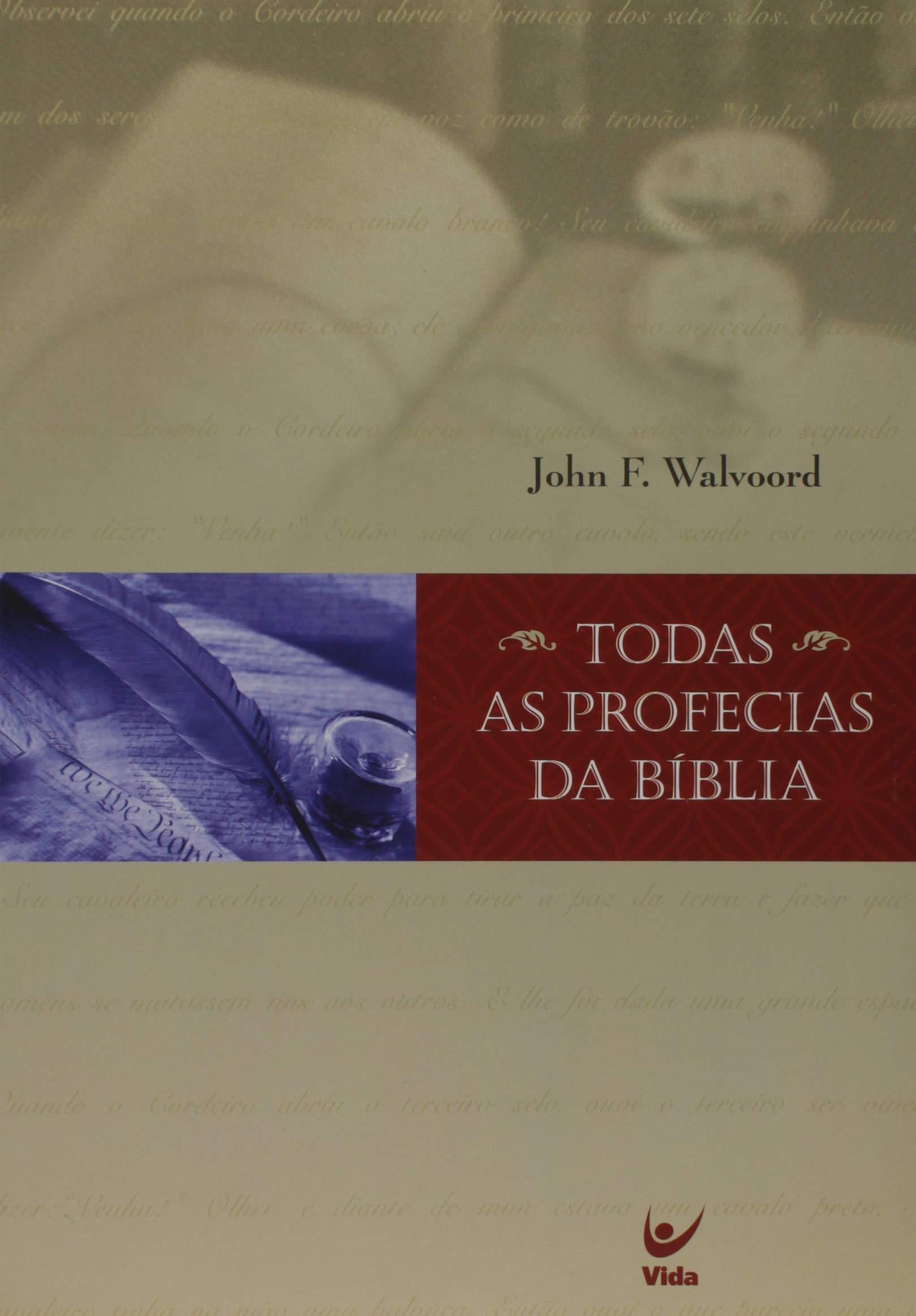 Todas as profecias da Bíblia