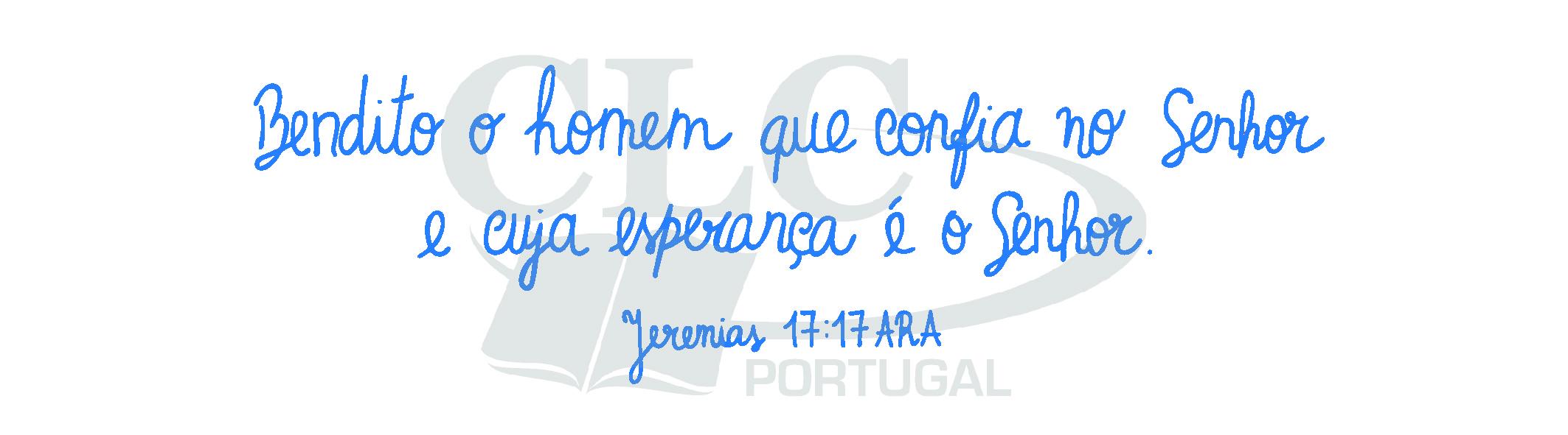 Marcador Jeremias 17:17