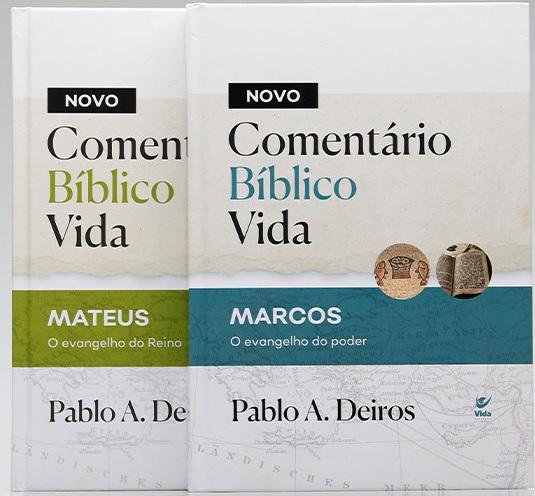 Comentário bíblico vida [Mateus e Marcos]