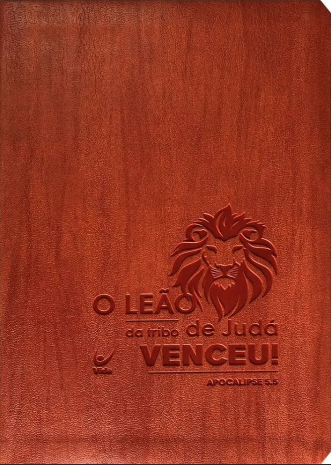 Bíblia AEC O leão de Judá venceu!